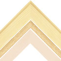 Oak, Obeche and Pine Natural Picture Frames  and Photo Frames made to measure