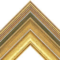 Gold Picture Frames and Photo Frames Made To Measure