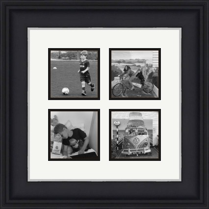 Multi Aperture Print and Frame