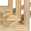 Stretcher Bars for Oil Paintings and Canvas Prints