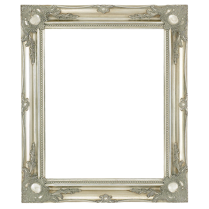 3 Silver Size 30 X 20762 X 508mm Picture Frame Easyframe