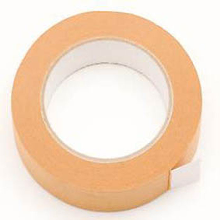 25mm Brown Kraft Tape Picture Framing Accessory - EasyFrame
