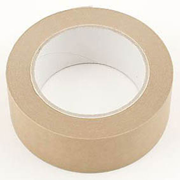 38mm Brown Kraft Tape Picture Framing Accessory - EasyFrame
