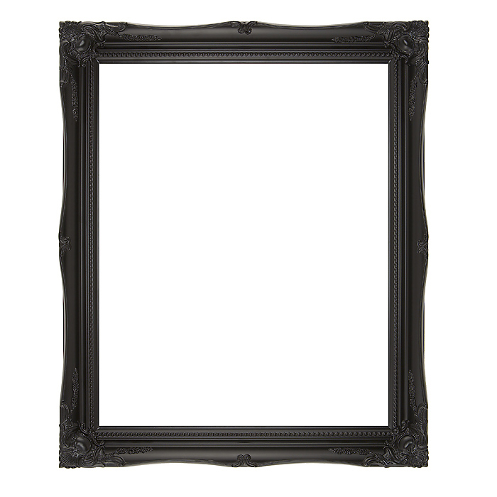 36 X 24 Swept Picture Frames Decorative Picture Frames Easyframe