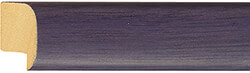 23mm Purple Stain