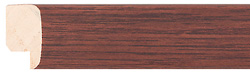 23mm Maroon Stain