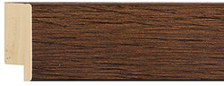 29mm Walnut Stain