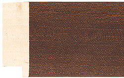 53mm Walnut Stain