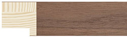 30mm Square Walnut Veneer