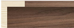 9mm Walnut Veneer Floater
