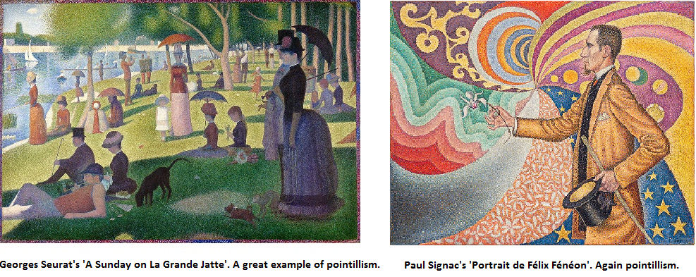 Seurat and Signac Artwork