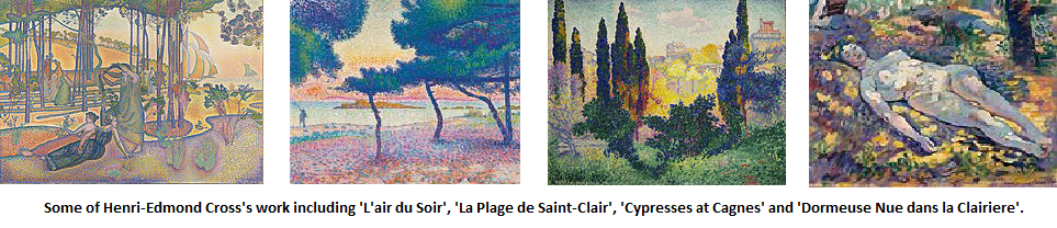 Henri Edmond Cross Artwork