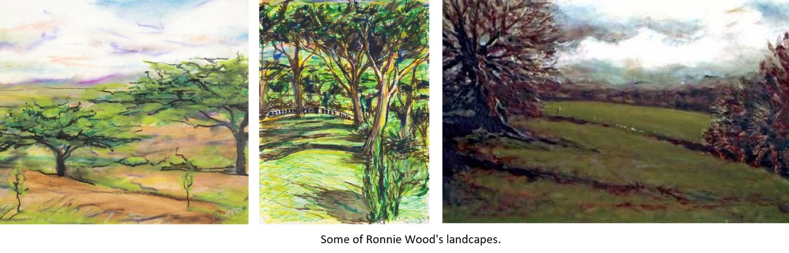 Ron Wood Landscapes