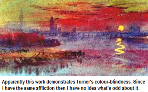 JMW Turner pictures
