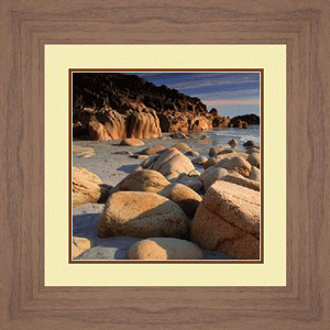 printed and professionally framed pictures
