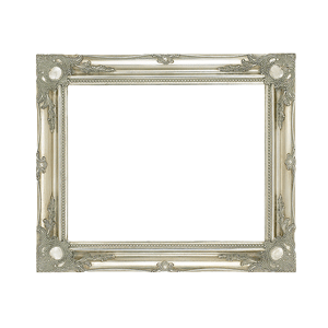 decorative and swept picture frames