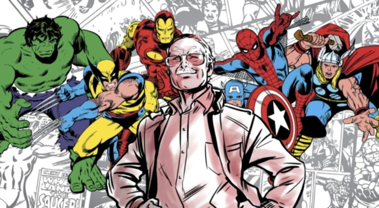 Stan Lee's creations